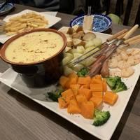 3000円飲み放題つきチーズフォンデュコース