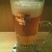 天然水の生ビール サントリーモルツ