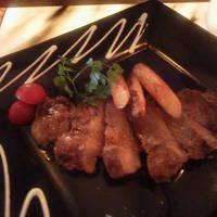 イベリコ豚のランチコース