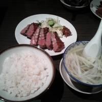 牛たん極定食
