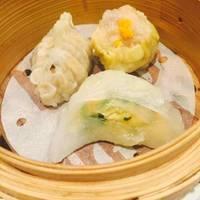 蒸し餃子(3種)