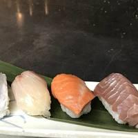お寿司五点