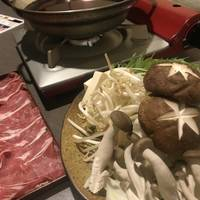 和牛しゃぶしゃぶ鍋