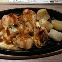 宮崎県産霧島鶏のチーズ焼き