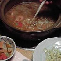 海鮮胡麻味噌ちゃんこ鍋