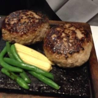 メガハンバーグステーキ