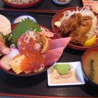 豪華海鮮丼セット