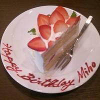 Birthday、Anniversaryコース