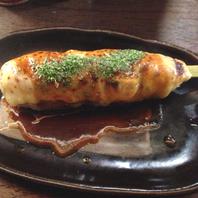 チーズつくね串