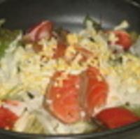 KAKURE風シーザーのサラダ