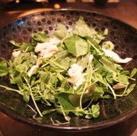 鶏の薬膳サラダ