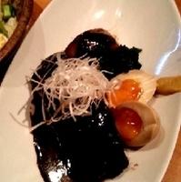 黒豚の角煮