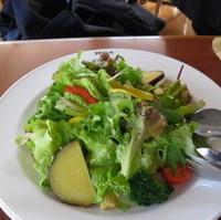 お野菜たっぷり季節のサラダ