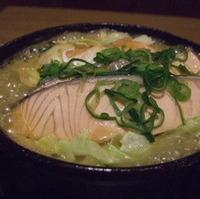 鮭のちゃんちゃん焼き定食