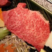 ロース肉 近江牛特選ステーキ