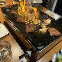 お肉全般と、海鮮!