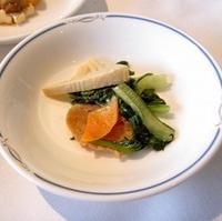中国野菜の炒め