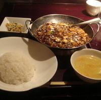 重慶式麻婆豆腐