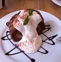 チョコレートロールケーキ