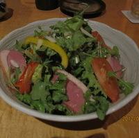 菜々野菜のそばサラダ