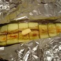 佐土原なす バター醤油焼き