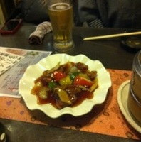 広東風酢豚