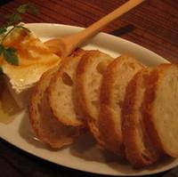 チーズ豆腐&トースト