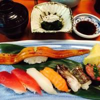 にぎり寿司膳