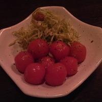 プチトマトの梅酢ピクルス