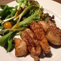 京丹波もち豚の熟成ステーキ