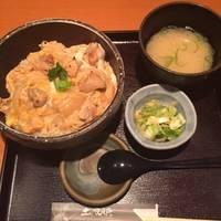 親子丼セット(白米大盛)